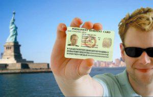 GreenCard - Kalıcı Oturma İzini Belgesi